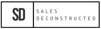 Sales Deconstructed
